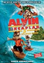 Alvin ve Sincaplar 3 Türkçe Dublaj 720p HD izle