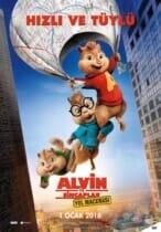 Alvin ve Sincaplar 4 Türkçe Dublaj Full Film izle