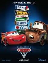 Arabalar 2 Türkçe Full HD Film izle
