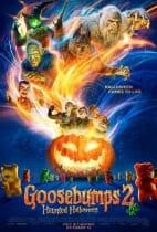 Goosebumps 2: Perili Cadılar Bayramı Full Film izle