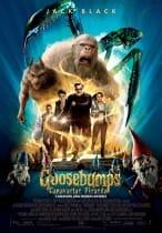 Goosebumps 1: Canavarlar Firarda Full Film izle